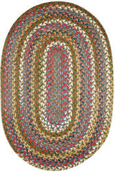 Rhody Rugs Country Jewel Cj35 Bronze Area Rug