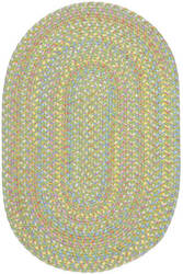 Rhody Rugs Playtime Pt44 Lime Area Rug