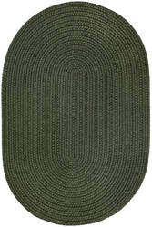 Rhody Rugs Wearever S029 Dark Sage Area Rug