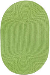 Rhody Rugs Wearever S044 Key Lime Area Rug