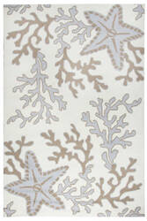 Rizzy Azzura Hill Ah-066a Off White Area Rug