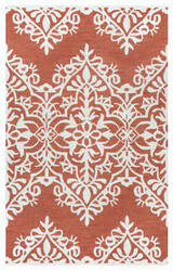 Rizzy Caterine Ce-9724 Red Area Rug