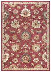 Rizzy Gossamer Gs6851 Red Area Rug