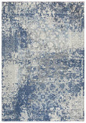 Rizzy Gossamer Gs6817 Light Grey Area Rug