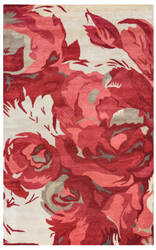 Rizzy Highland Hd-2601 Red Area Rug