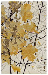 Rizzy Highland Hd-8084 Gold Area Rug