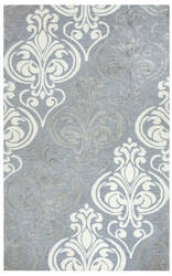 Rizzy Lancaster Ls-9562 Blue Grey Area Rug