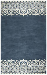 Rizzy Marianna Fields Mf-091a Navy Area Rug