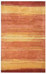 Rizzy Mojave Mv-3163 Gold - Orange Area Rug