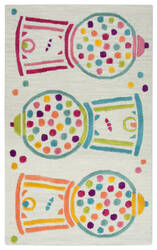 Rizzy Play Day Pd-583a Ivory Area Rug