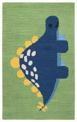 Rizzy Play Day Pd-603a Green Area Rug