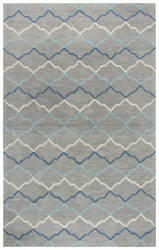 Rizzy Resonant Rs902a Grey Area Rug