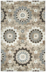 Rizzy Suffolk Sk-250a Beige Area Rug