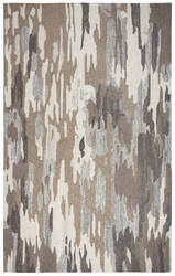 Rizzy Suffolk Sk-332a Brown Area Rug