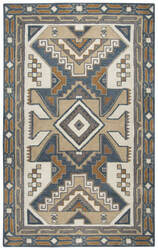 Rizzy Southwest Su-489a Gray Area Rug