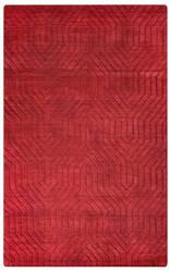 Rizzy Technique Tc-8575 Red Area Rug