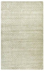 Rizzy Technique Tc-8581 Light Gray Area Rug