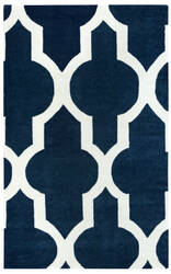 Rizzy Volare Vo-2132 Navy Area Rug