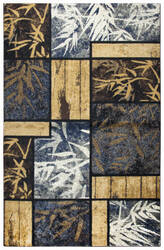Rizzy Xceed Xe7043 Gold Area Rug