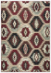 Rizzy Xcite Xi6908 Taupe Area Rug