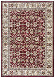 Rizzy Zenith Zh7059 Red Area Rug