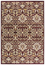 Rizzy Zenith Zh7067 Red Area Rug