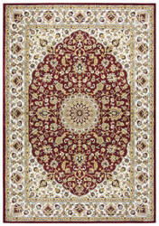 Rizzy Zenith Zh7112 Red Area Rug