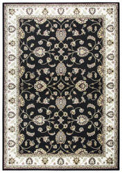 Rizzy Zenith Zh7115 Black Area Rug