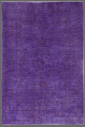 Rugstudio Overdyed 449422-616 Purple Area Rug