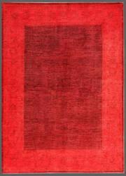 Rugstudio Overdyed 449454-616 Red Area Rug