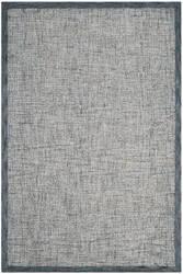 Safavieh Abstract Abt220c Navy - Ivory Area Rug