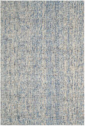 Safavieh Abstract Abt468c Dark Blue - Rust Area Rug