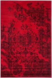 Safavieh Adirondack Adr101f Red - Black Area Rug