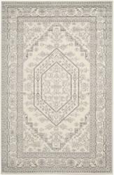 Safavieh Adirondack Adr108b Ivory / Silver Area Rug