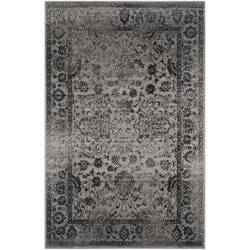 Safavieh Adirondack Adr109b Grey / Black Area Rug