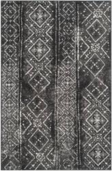 Safavieh Adirondack Adr111c Black - Silver Area Rug