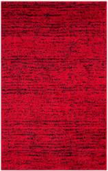 Safavieh Adirondack Adr117f Red - Black Area Rug