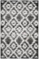 Safavieh Adirondack Adr118r Charcoal - Ivory Area Rug