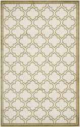 Safavieh Amherst Amt412a Ivory / Light Green Area Rug