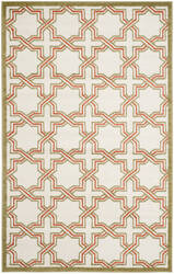 Safavieh Amherst Amt413a Ivory / Light Green Area Rug
