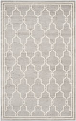 Safavieh Amherst Amt414b Light Grey / Ivory Area Rug