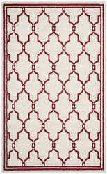 Safavieh Amherst Amt414h Ivory / Red Area Rug