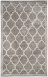 Safavieh Amherst Amt415c Grey - Light Grey Area Rug