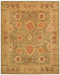 Safavieh Anatolia AN516A Sage / Ivory Area Rug