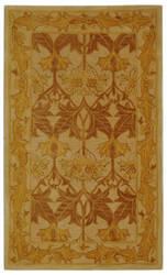Safavieh Anatolia AN541B Ivory / Gold Area Rug
