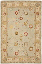 Safavieh Anatolia An559b Grey Blue / Ivory Area Rug