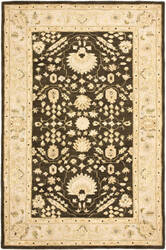 Safavieh Anatolia An564a Chocolate / Ivory Area Rug