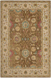Safavieh Anatolia An580f Brown / Ivory Area Rug