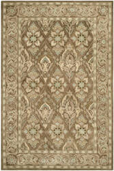 Safavieh Anatolia An587c Brown / Beige Area Rug