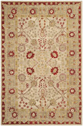 Safavieh Anatolia An589a Ivory / Light Green Area Rug